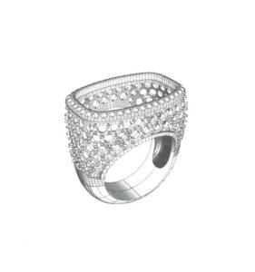 Progettazione e produzione di gioielli personalizzati Roma