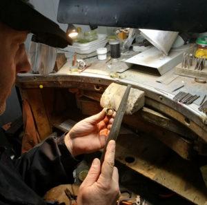 Lucidatura dei gioielli Roma